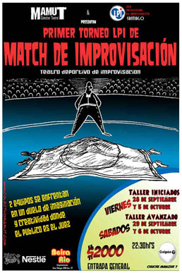 Match LPI Santiago Chile